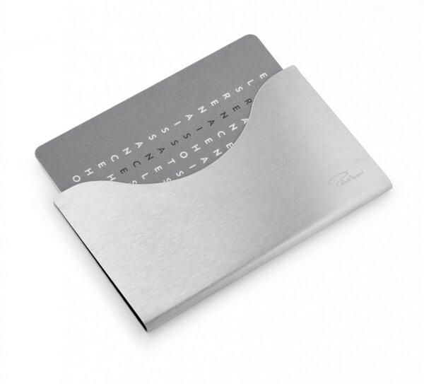 """Метален диспенсър за кредитни карти със защита """"SMART"""""""
