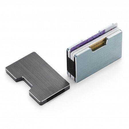 Органайзер за кредитни карти със защита COOPER - цвят черен