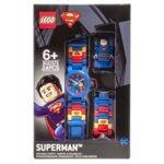 LEGO Superman детски часовник