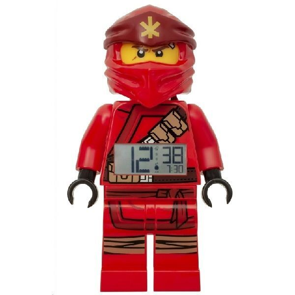 LEGO Ninjago Kai 2020 будилник