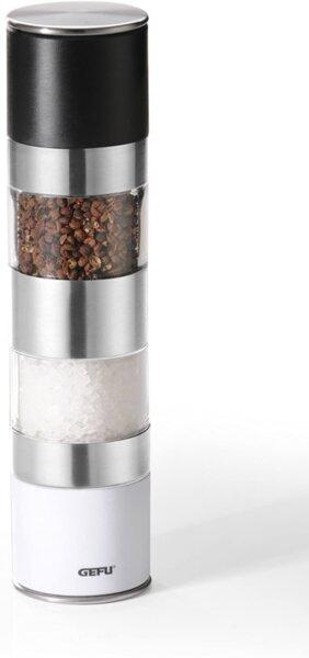 GEFU Комбинирана мелничка за сол и пипер 2 в 1