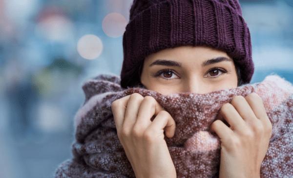 Как да се грижим правилно за кожата си в студено време