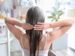 Маска за стимулиране растежа на косата