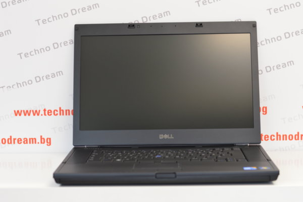 Dell Latitude E6510 - i7- 640M / NVS3100