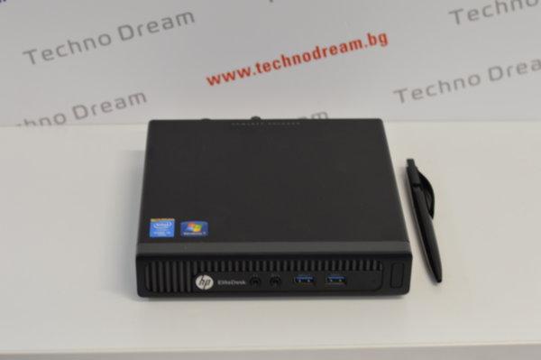 HP EliteDesk 800 G1 Desktop mini Business PC - i5