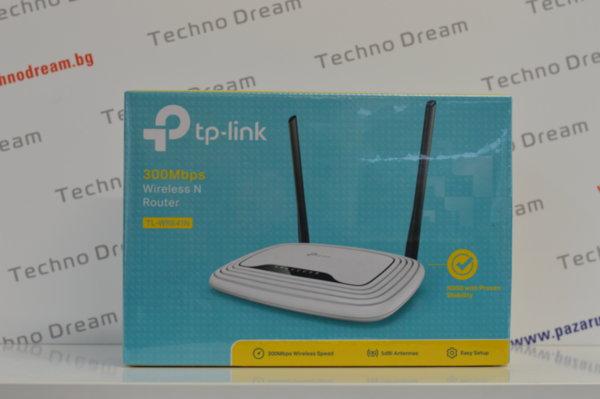 Рутер TP-link TL-WR841N - 300Mbps