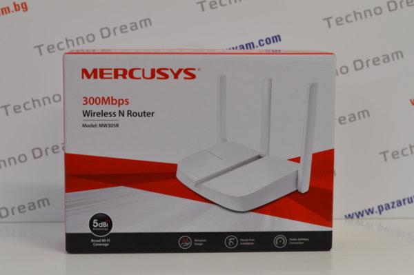 Рутер Mercusys MW305R - 300Mbps