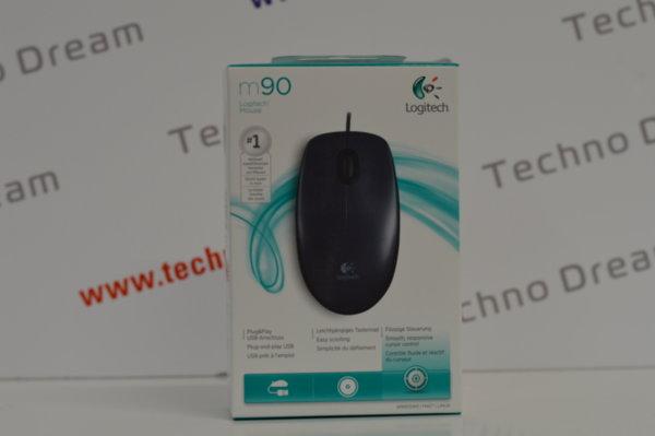 Оптична мишка Logitech M90