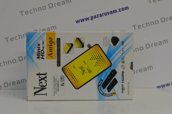 HD сателитен приемник NEXT Amigo Minix HD