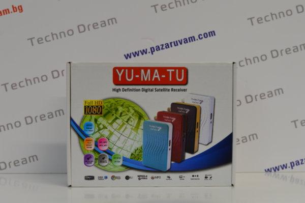 HD Сателитен приемник YUMATU HD Mini