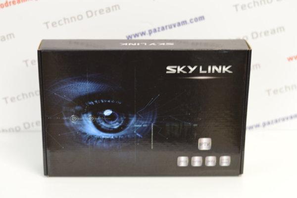 HD Сателитен приемник Skylink Linux + IPTV