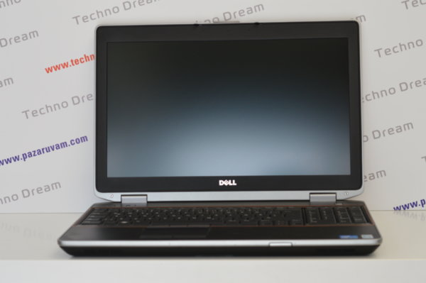 Dell Latitude E6520 - FULL HD
