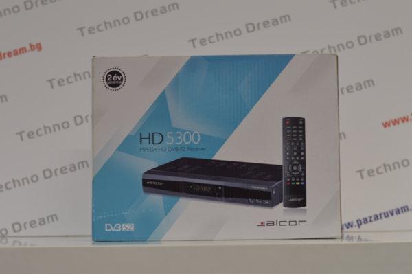 Сателитен приемник Alcor HD 5300