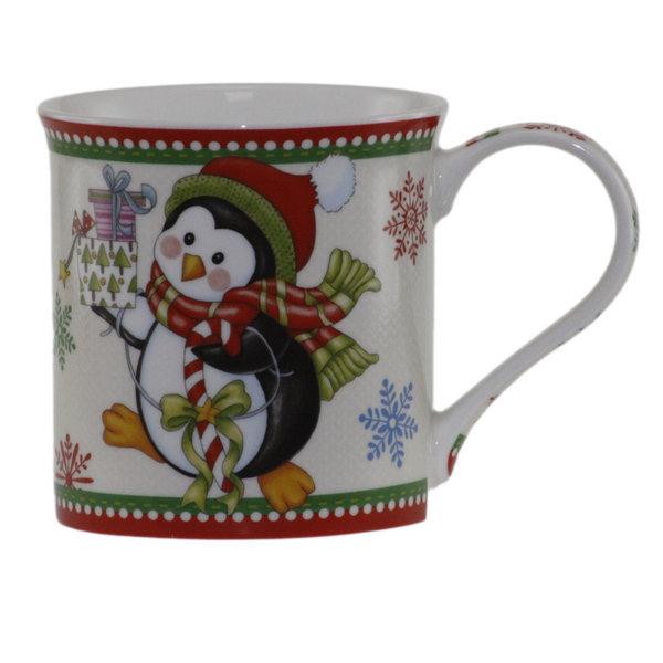 Коледна чаша 320мл - Пингвин 79026914