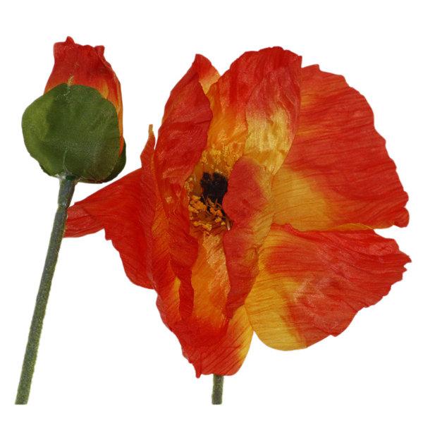 Изкуствено цвете - Мак 77027140