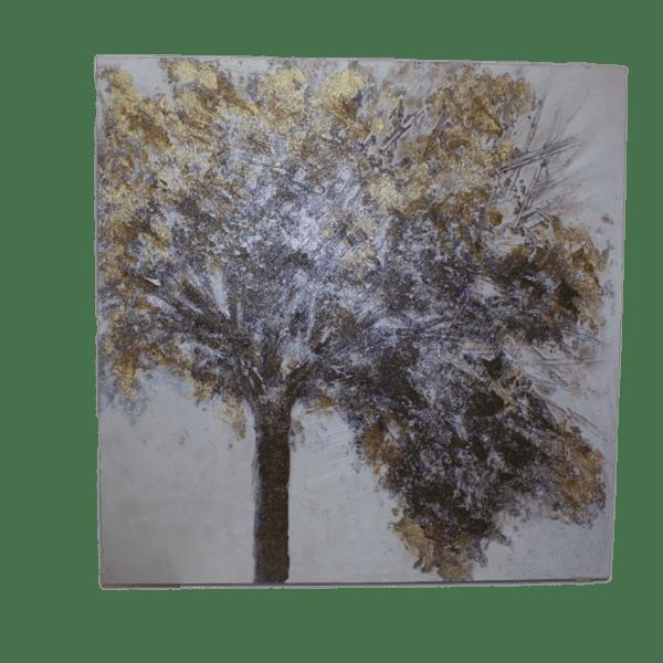 Картина - Дърво 80х80см 69028211