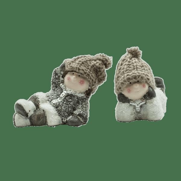 Коледна декорация - Деца 8.5см 23028396