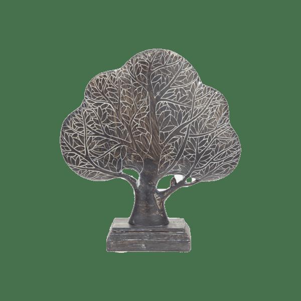 Декоративна фигура дърво 26см 81027996