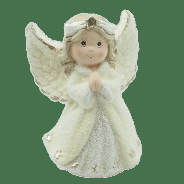 Коледна декорация - Ангел 20см 22028383