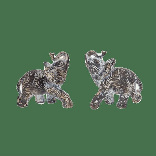 Декоративна фигура слон 12см 81028005