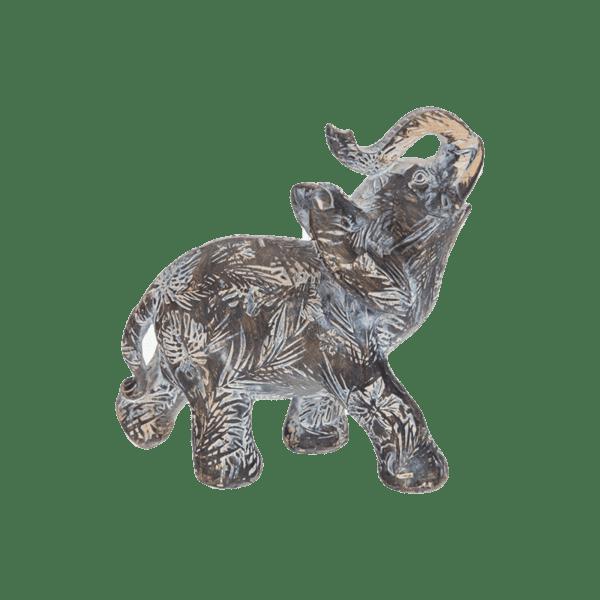 Декоративна фигура слон 18см 81028006
