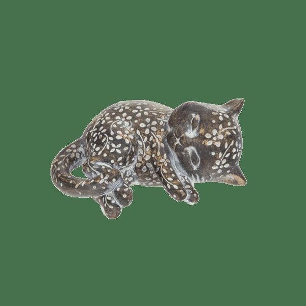 Декоративна фигура котка 13см 81028008