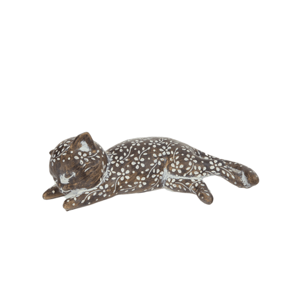 Декоративна фигура котка 20см 81028009