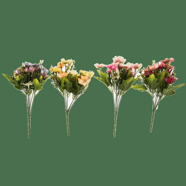 Изкуствено цвете 28см 77028245