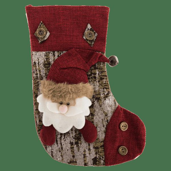 Коледно чорапче 26см 26028070