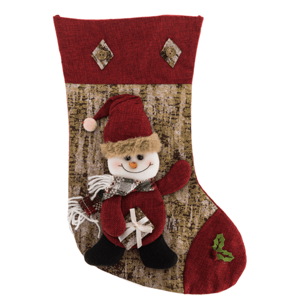 Коледно чорапче 39см 26028071