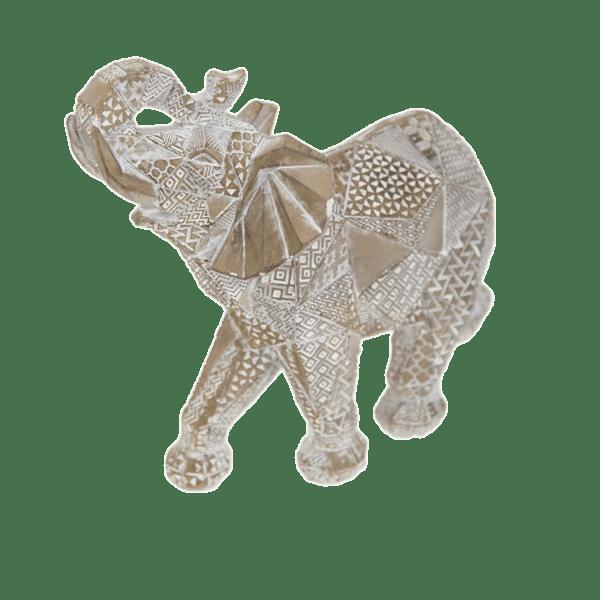Декоративна фигура - Слон 26см 81028016
