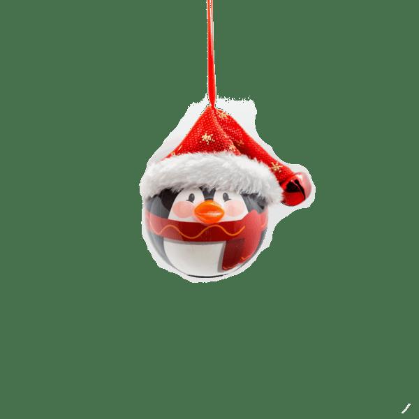 Коледна украса - Топка за елха 8см 24028503