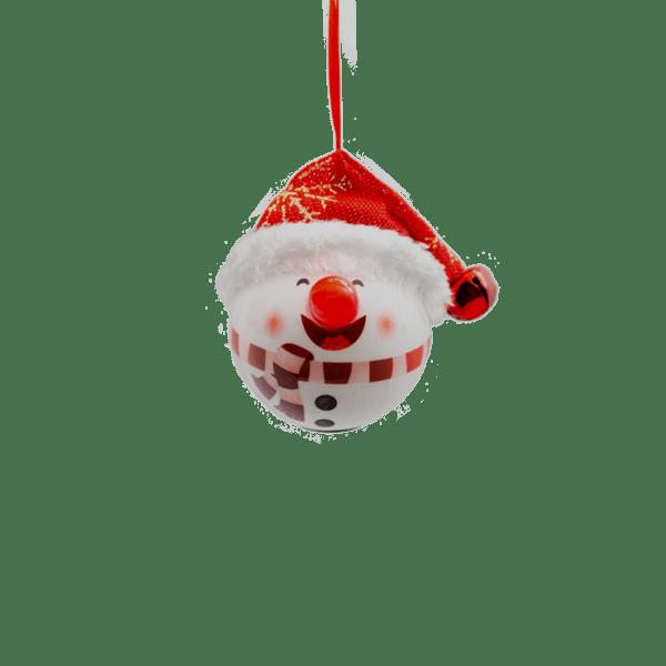 Коледна украса - Топка за елха 8см 24028504