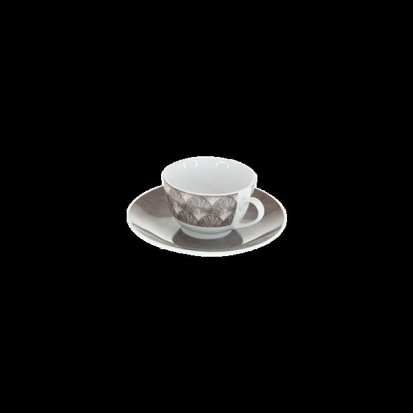 К-т 6 чаши за чай с чинийки 79028529