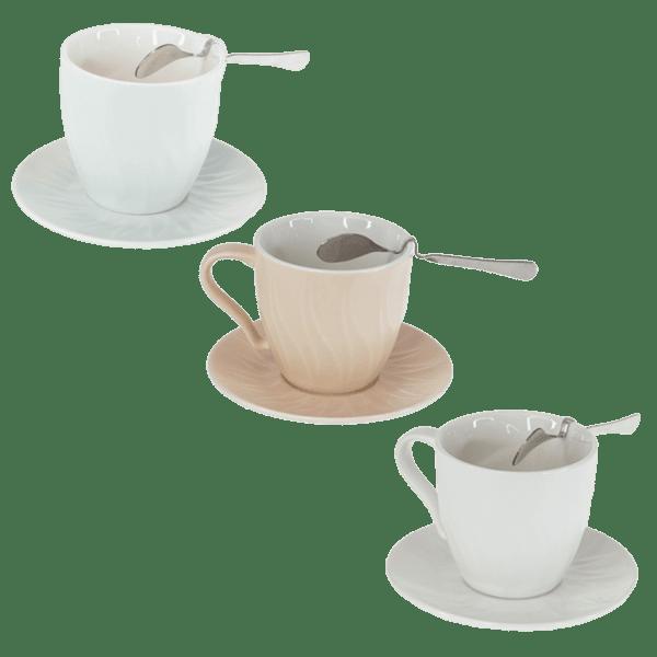 Чаша за кафе с чинийка 79028760