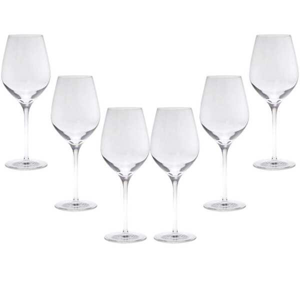 К-т 6 чаши за червено  вино Авила 495мл 85029046