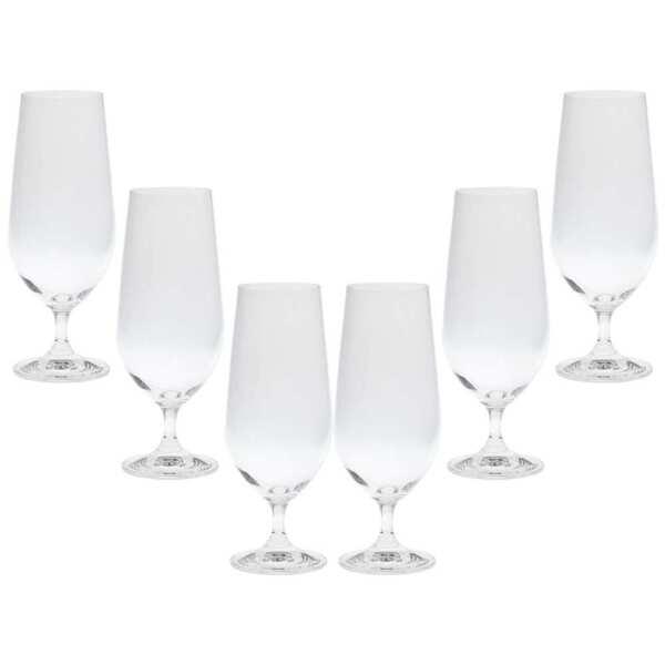 К-т 6 чаши за бира Бруна 395 мл 85029051