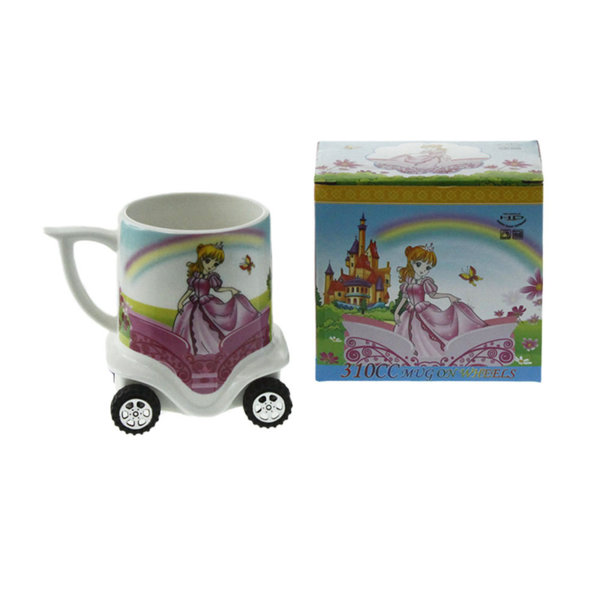 Чаша на колела (310мл) - Принцеса 79023644