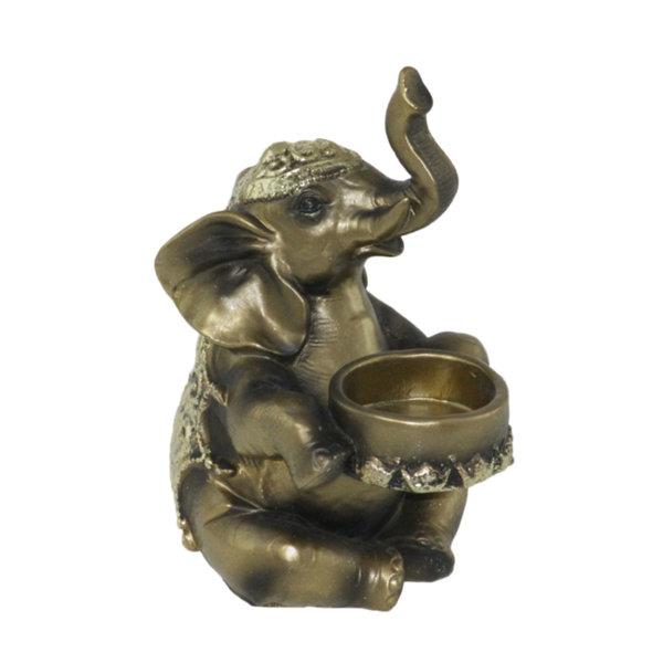 Свещник - Слон 15.5 80024679
