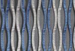 дизайнерска колекция гръцки тънки пердета - Михаела - цвят 3