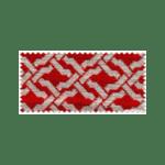 Испанска дамаска от натурални материи Бресциа - цвят 4