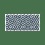 Испанска дамаска с натурални материи - Монтини - цвят 12