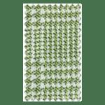 Испанска дамаска с 75% алгадон (памук) - Олот - цвят 10
