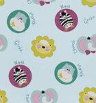 Детско обзавеждане - тесктил за завеси - дамаски и шалтета - Aventura - цвят 17