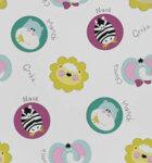 Детско обзавеждане - тесктил за завеси - дамаски и шалтета - Aventura - цвят 15