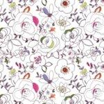 """Колекция испански текстил за детско обзавеждане - Подходящ за плътна завеса и шалте - """"Glamour"""" цвят 1"""