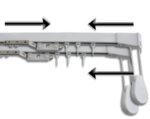 Тип 5 - преден двупосочен - заден от дясно на ляво
