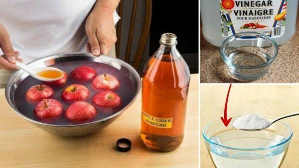 Мини-хак: Измиване на плодове и зеленчуци от пестециди и нитрати