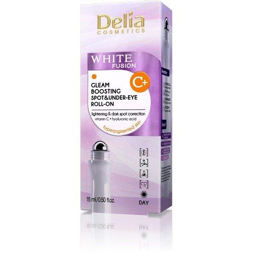 Delia WHITE FUSION против петна