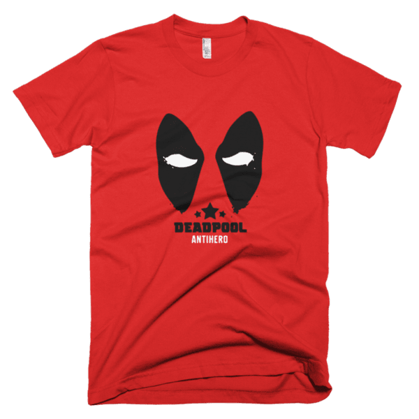 Deadpool Antihero